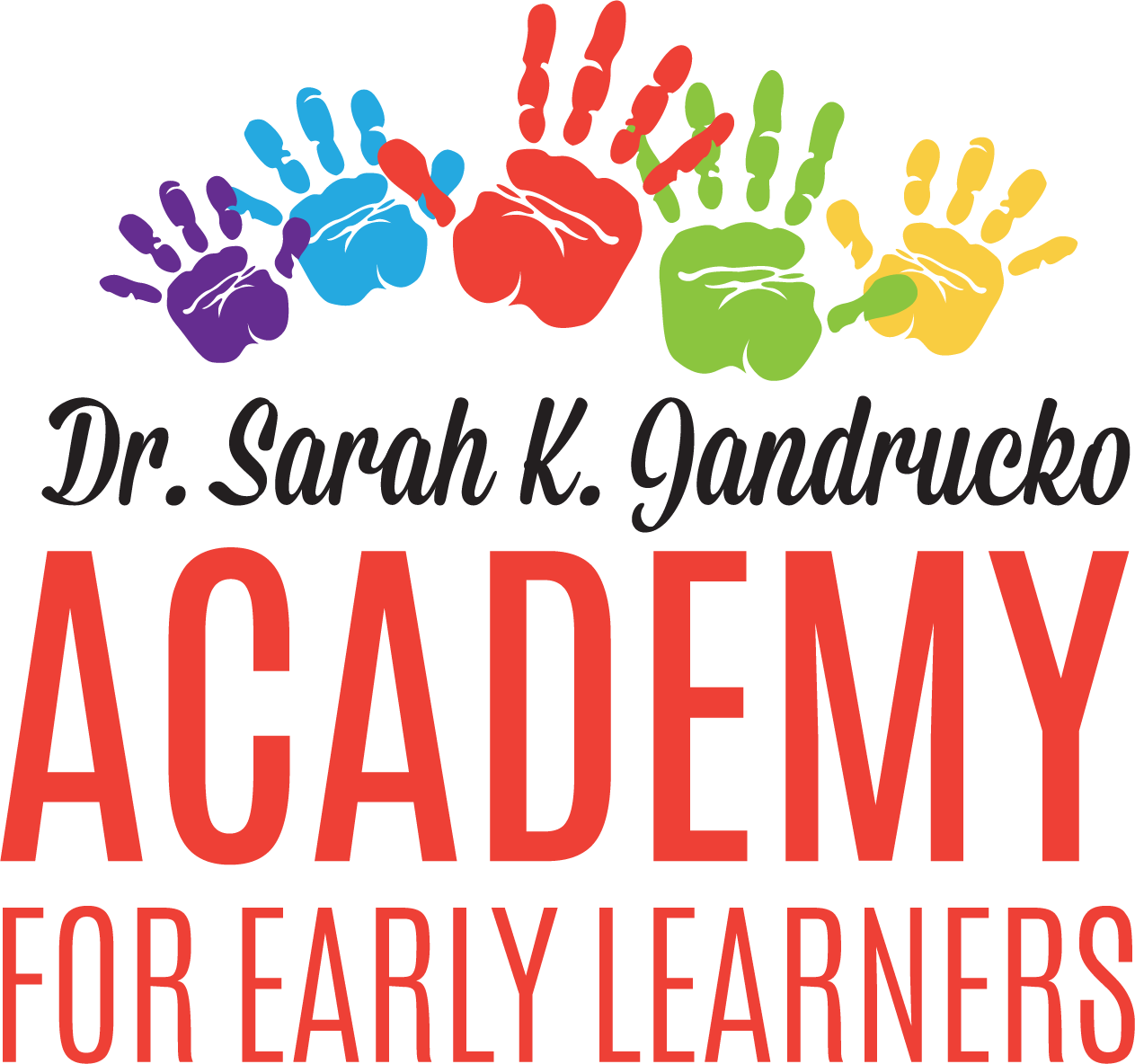 Jandrucko Academy for Early Learners Logo Revised